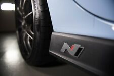 Genuine Hyundai i30 N Side Skirt 'N' Badges