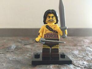 Lego Bárbaro Serie 11 71002 Coleccionables Minifiguras