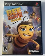 Bee Movie Game (Sony PlayStation 2, 2007) Complete ps2 Video Game Everyone