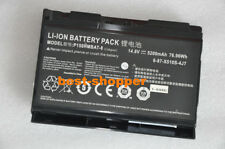 NEW Genuine P150HMBAT-8 battery for CLevo P150HM P151HM Sager NP8150 NP8130