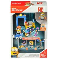 MEGA BLOKS  Minions Despicable Me Booster Pack