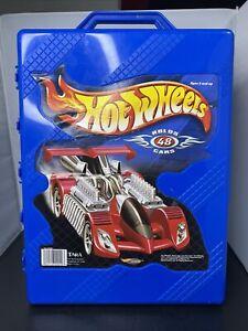 Hot Wheels 2002 48 Car Collector Case Item #20020