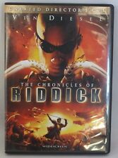 The Chronicles of Riddick (Dvd Unrated Directors Cut Widescreen) Vin Diesel