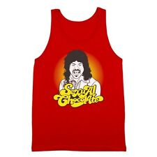 Sexual Chocolate Mr Randy Watson  Soul Glo  Coming To America Red Tank Top