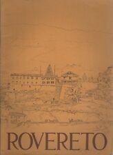 Rovereto: 12 tavole originali di R. Iras Baldessari.