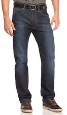 Armani Jeans Men's Straight-Fit Jeans, Medium Dark Blue Wash,ZMJ82/5H,31X32,$125