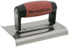 "Marshalltown Cement Concrete Edger 6""x3"" Hand Tools"
