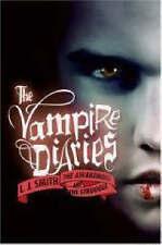 THE VAMPIRE DIARIES AWAKENING & STRUGGLE L.J. SMITH SOFTCOVER NOVEL 2 BOOKS IN 1