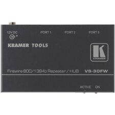 Kramer VS-30FW 3-Port FireWire 800 Repeater / Hub