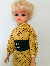"BEAUTIFUL VINTAGE HARD FACED ""DIANA SINDY DOLL"" - 033055X VGC"