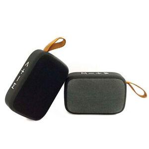 Bluetooth speaker wireless splash-proof outdoor stereo bass USB/TF/FM radio *1pc