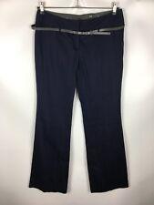 ZERO AMBER Hose, blau, Größe 40, lang, 100% Baumwolle, NEU