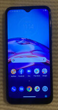 Motorola Moto E (2020) (XT2052DL) - 32GB Midnight Blue (Straight Talk Tracfone)