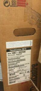 NEW Lenovo ThinkCentre M73 10B7-S02500
