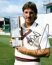 Ian Botham Signed 10X8 Photo England Cricket Legend AFTAL COA (A1)