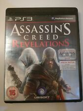Assassins Creed Revelations Special Edition Ps3 - Free P&P