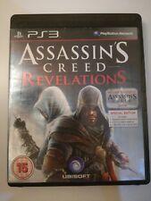 Assassins Creed Revelations Edición Especial Ps3