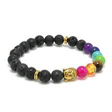 BUDDHA Chakra Bracelet with 7 Gemstones by ZILA COMPANY, Healing Yoga Reiki