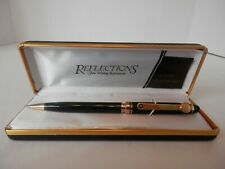 Reflections Fine Writing Instruments Pencil-New w/Case-Free Shipping