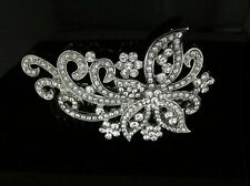 Desire Accessories Vintage Style Austrian Crystal Bridal  Hair Comb(DA6022)