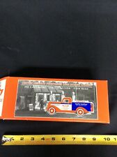 Liberty Classics 1936 Dodge Die Cast Coin Bank Truck Tanker w/ Key - Crown  NOS