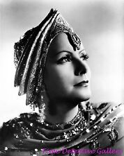 "Actress Greta Garbo in ""Mata Hari"" (4) 1931 - Celebrity Photo Print"
