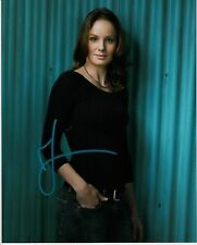SARAH WAYNE CALLIES SIGNED PRISON BREAK PHOTO UACC REG 242