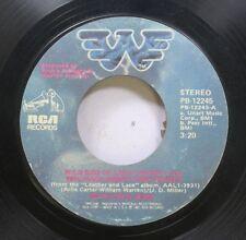 Country 45 Waylon & Jessi - Wild Side Of Life/It Wasn'T God Who Made Honkey Tonk