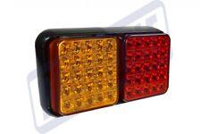 2 x MP9637B Lampada Luci Rimorchio - 10-30V LED S/T/I TWIN MODULARE