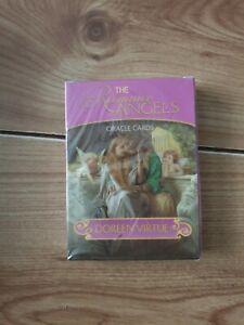 The 44 Romance Angels Oracle Cards Doreen Virtue rare print brand new sealed