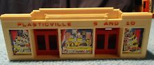 Plasticville O Scale CS-5  5 And 10 Cent Store Kit OB.