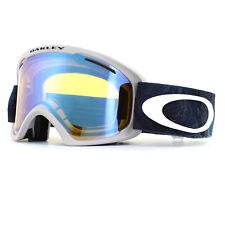 c3fd45e5f3 Oakley Skibrille O2 XL Oo7045-40 Mystic Durchfluss Poseidon Gelb Iridium