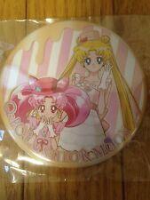 Sailor moon Q-pot 2017 Can Badge SailorMoon Chibi moon Novelty