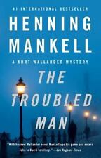 The Troubled Man by Henning Mankell ~ A Kurt Wallander Mystery (2012, Paperback)