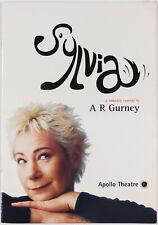 More details for zoe wanamaker sylvia theatre programme apollo 1996 london brochure maria aitken