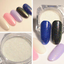 Nail Art Glitter Candy Powder Dust Manicure Decoration Tips Shining Colorful