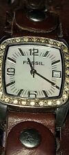 Fossil Ladies Watch Leather Band
