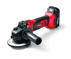 Hyper Tough 20-Volt Max Lithium-ion Cordless Angle Grinder