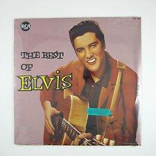 "ELVIS PRESLEY The Best Of Elvis 10"" LP (STILL SEALED - FRENCH REISSUE.) 1983"