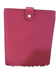 Leather Sleeve for 12.9?inch iPad Pro - Pink Original Price $75
