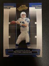 Peyton Manning 2005 Indianapolis Colts