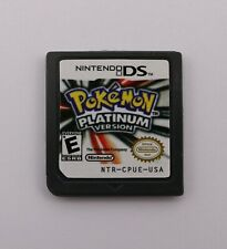 Pokemon: Platinum Version Nintendo DS Version Game Cartridges for 3DS/NDSI/2DS