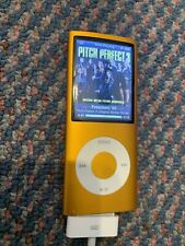 Apple iPod Nano 4th Generation 8Gb Gold A1285