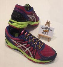 Womens Asics Gel Fuji Trabuco 3 Neutral Running Trainers UK 7.5 'MARATHON YOGA'