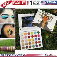 Aikimuse Eyeshadow Palette Long Lasting Highly Pigmented Shimmer Glitter Eye USA