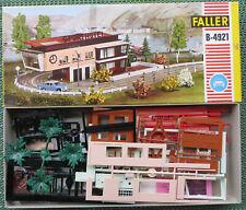 Faller AMS B-4921 -- DAS SPORTHOTEL   Neu OVP Sammlerstück TOP
