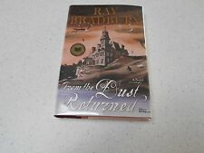 From the Dust Returned by Ray Bradbury, SIGNED, 1st Edition, HC/DJ, 2001
