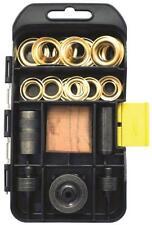 New General Tools 81264 Grommet Multi Tool Deluxe Grommets Cutter Kit 7115777