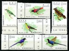 VA1092 ROC CHINA TAIWAN 1967 Birds, MNH**, complete set, catalogue value € 54, f