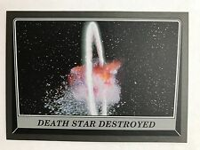 Star Wars Rogue One Mission Briefing #67 Death Star Destroyed BLACK NrMint-Mint